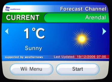 Technofranki - Forecast Channel (aka  Weather Channel)